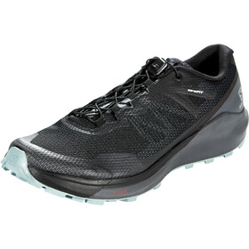 Salomon Sense Ride 3 Scarpe Uomo, black/ebony/lead
